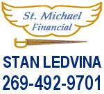St. Michael Financial – Stan Ledvina
