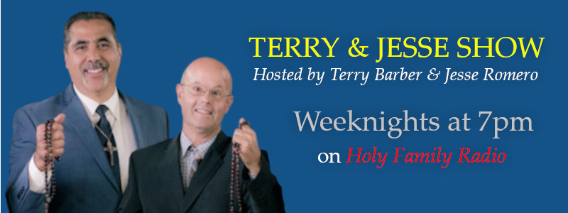 Tune in for Terry and Jesse